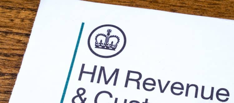 1 years accounts - An image of an HMRC form